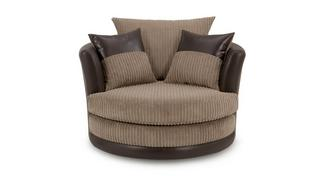 Samson Large Swivel Chair