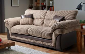 Samson Large 2 Seater Sofa Bed Samson