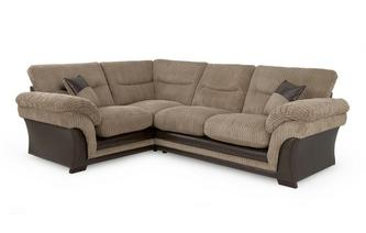 Right Hand Facing 2 Seater Corner Sofa Samson