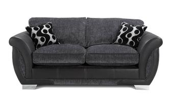 Large 2 Seater Formal Back Sofa Talia