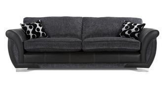 Shannon 4 Seater Formal Back Sofa