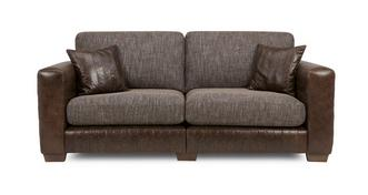 Shelburne 3 Seater Split Formal Back Sofa