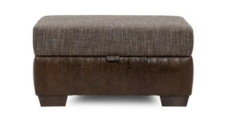 Shelburne Storage Footstool