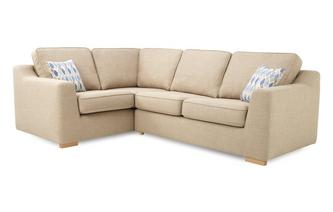 Right Hand Facing 2 Seater Corner Sofa Bed