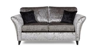 Shine 2 Seater Formal Back Deluxe Sofabed