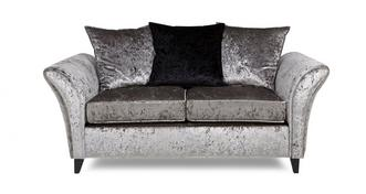 Shine 2 Seater Pillow Back Deluxe Sofabed