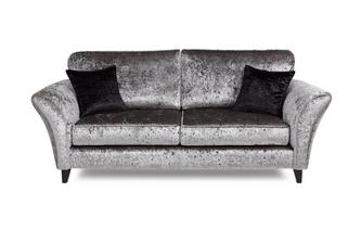 3 Seater Formal Back Sofa Krystal