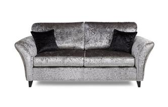 3 Seater Formal Back Deluxe Sofabed Krystal