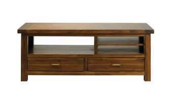 TV Base Unit Shiraz Acacia