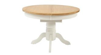 Shore Round Extending Table
