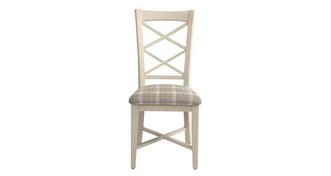 Shore Cross Back Chair