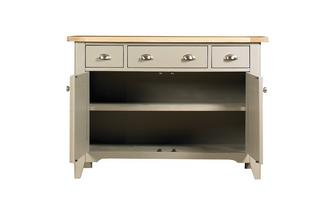 Sideboard with 2 Doors and 3 Drawers Shore