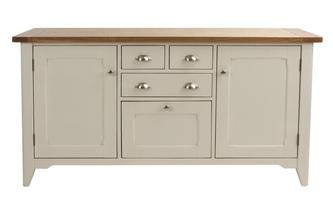 Sideboard with 3 Doors and 3 Drawers Shore