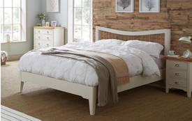 Shore Bedroom Double Bed Frame Shore