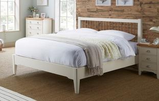 Shore Bedroom Double (4ft 6) Bedframe Shore