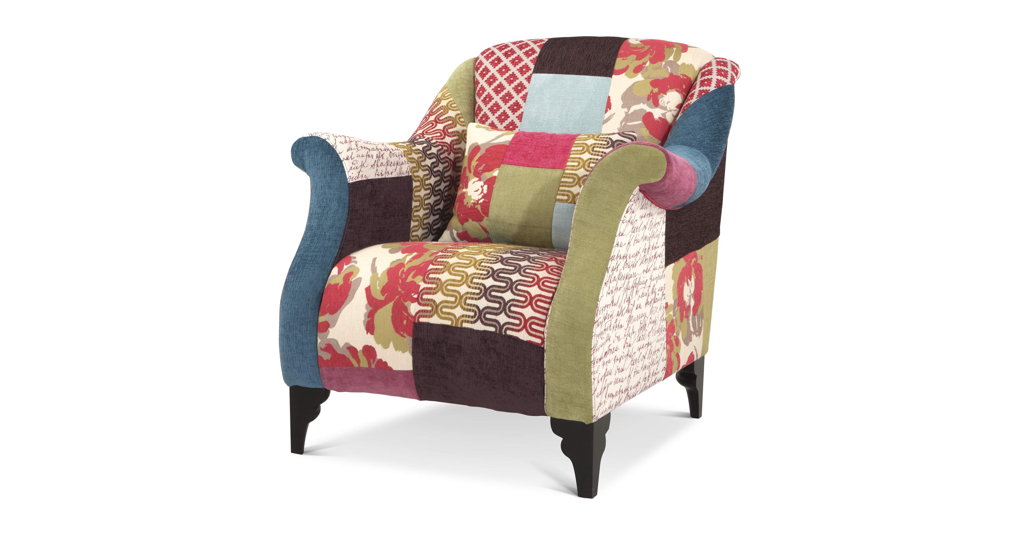 DFS Shout Set Incl Pink Sofa Chair Teal Storage Foot Stool