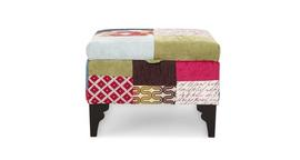 Shout Storage Footstool