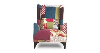 Shout High Wing Back Chair