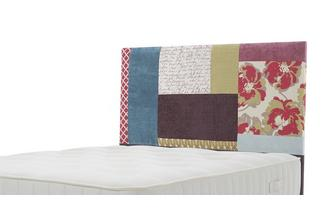 4 ft 6 Headboard Shout Patchwork