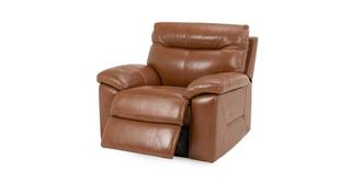 Siesta Leather and Leather Look Electric Recliner Chair