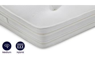 Small Double (4 ft) Mattress Silk Latex