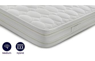 Silk Memory Supreme Mattress Double (4 ft 6) Mattress Silk Memory