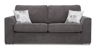 Skill 3 Seater with Removable Arm