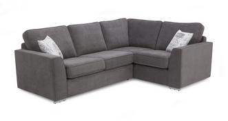 Skill Left Hand Facing Corner Sofa Bed