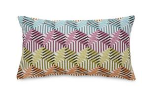 Skye Pattern Bolster Cushion