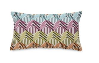 Pattern Bolster Cushion Skye Pattern