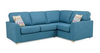 Skye Left Hand Facing 2 Seater Corner Sofabed
