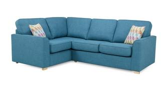Skye Right Hand Facing 2 Seater Corner Sofabed