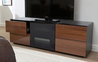 Sleek Rectangular TV Unit Sleek