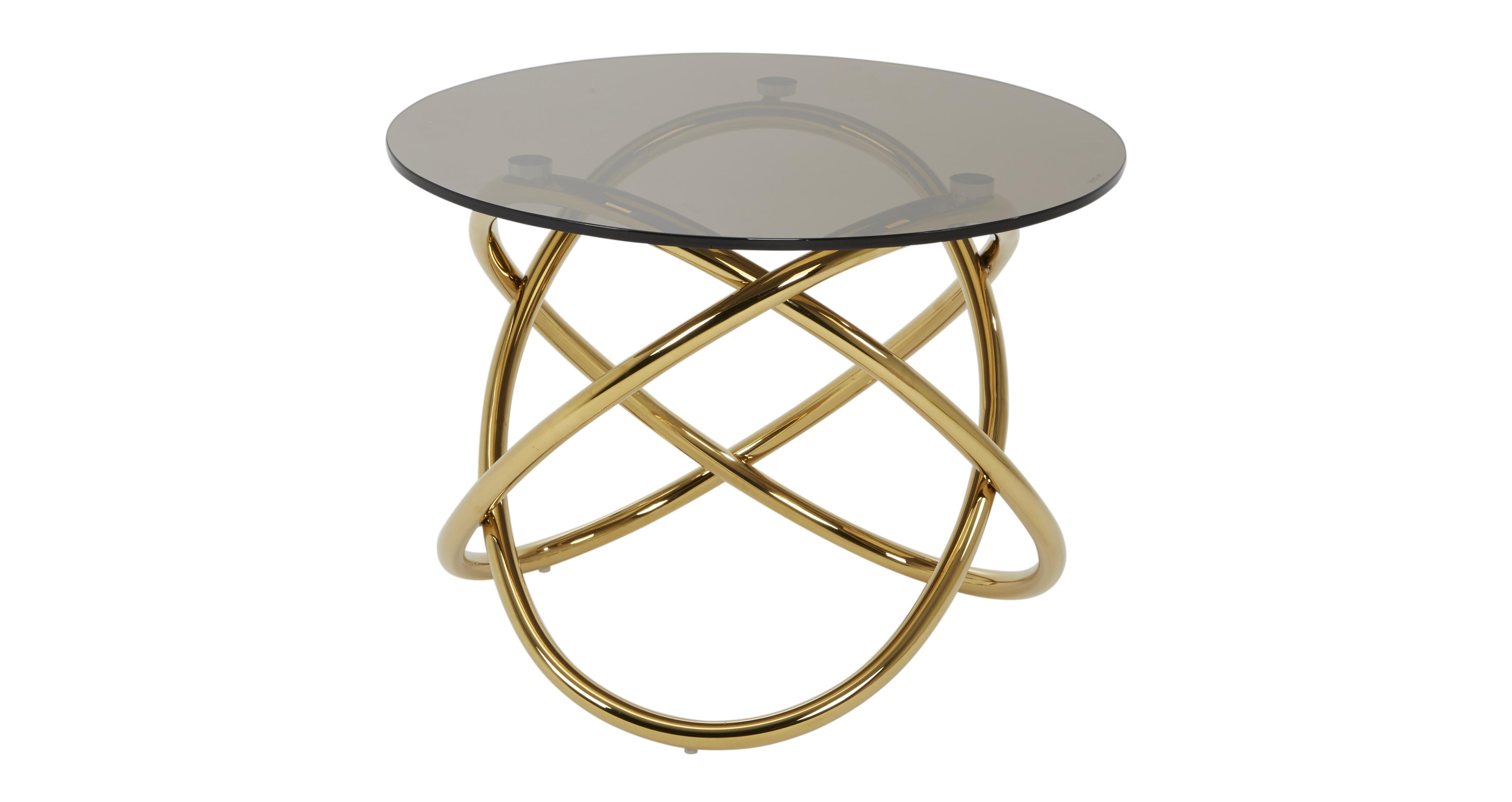 Solaris round lamp table dfs for Lamp table dfs