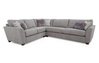 Right Hand Facing 3 Seater Corner Group Sophia