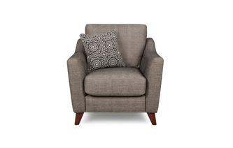 Plain Armchair Spencer