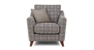 Spencer Pattern Armchair