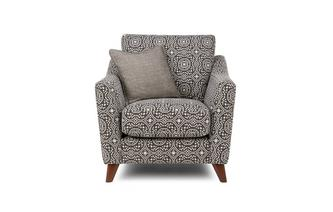 Pattern Armchair Spencer