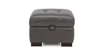 Storm Storage Footstool
