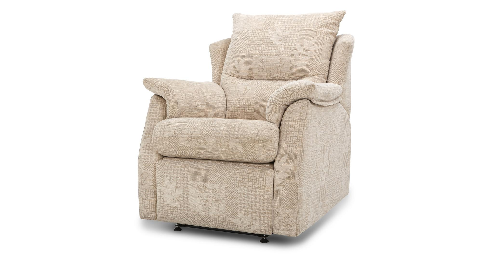 Dfs stow cream fabric small 2 seater sofa and manual for Small fabric chair
