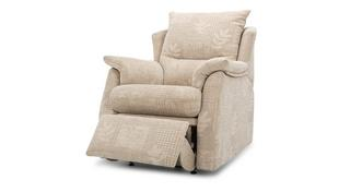 Stow Fabric C Electric Recliner Chair