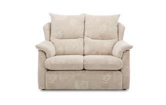 Fabric C 2 Seater Sofa