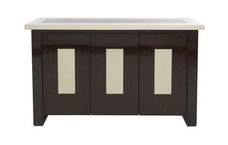 Sideboard Strasbourg Marble and Wood