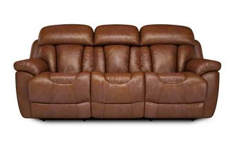 3 Seater Manual Recliner Panama