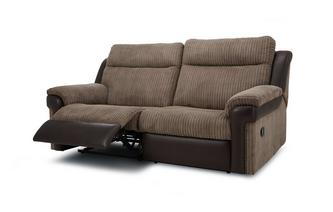 3 Seater Manual Recliner Liston