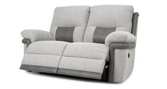 Tetris 2 Seater Electric Recliner