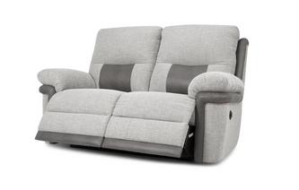 2 Seater Electric Recliner Tetris