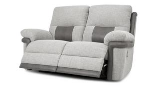Tetris 2 Seater Manual Recliner