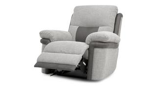 Tetris Manual Recliner Chair
