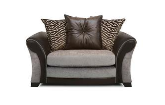 Pillow Back Cuddler Sofa Eternity